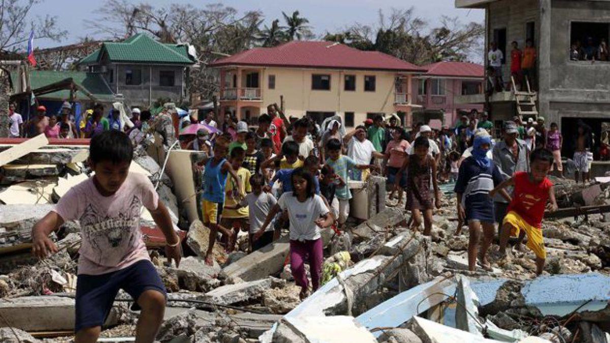 ONU afirma que en 2013 se han producido fenómenos climáticos extremos