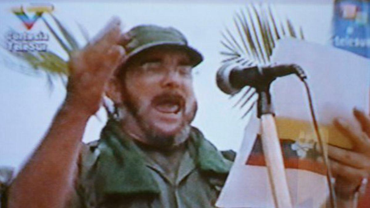 Jefe de las FARC promete garantizar diálogo pacífico