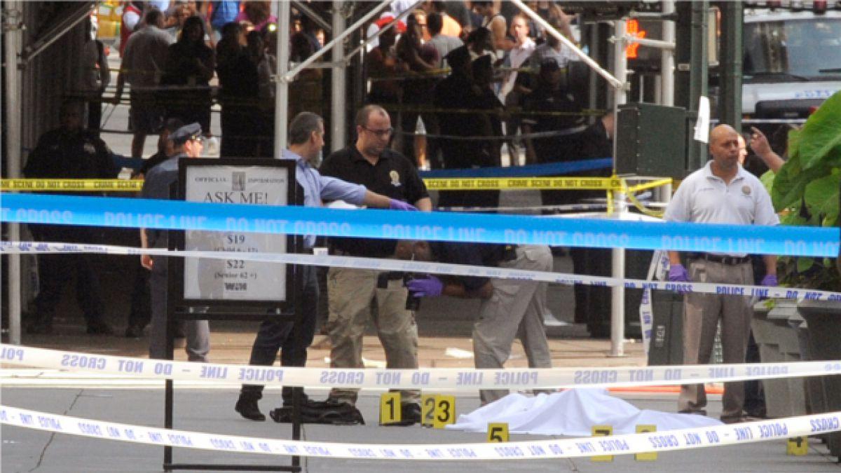 Venganza habría provocado tiroteo en el Empire State