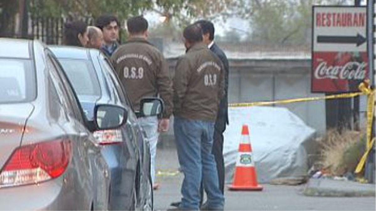 3 detectives dispararon durante incidente con Carabineros en San Joaquín