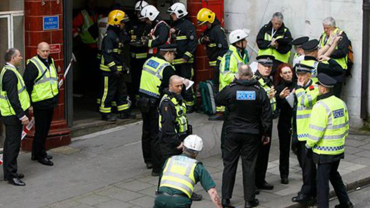 Banquero ruso queda en coma tras ser baleado en Londres