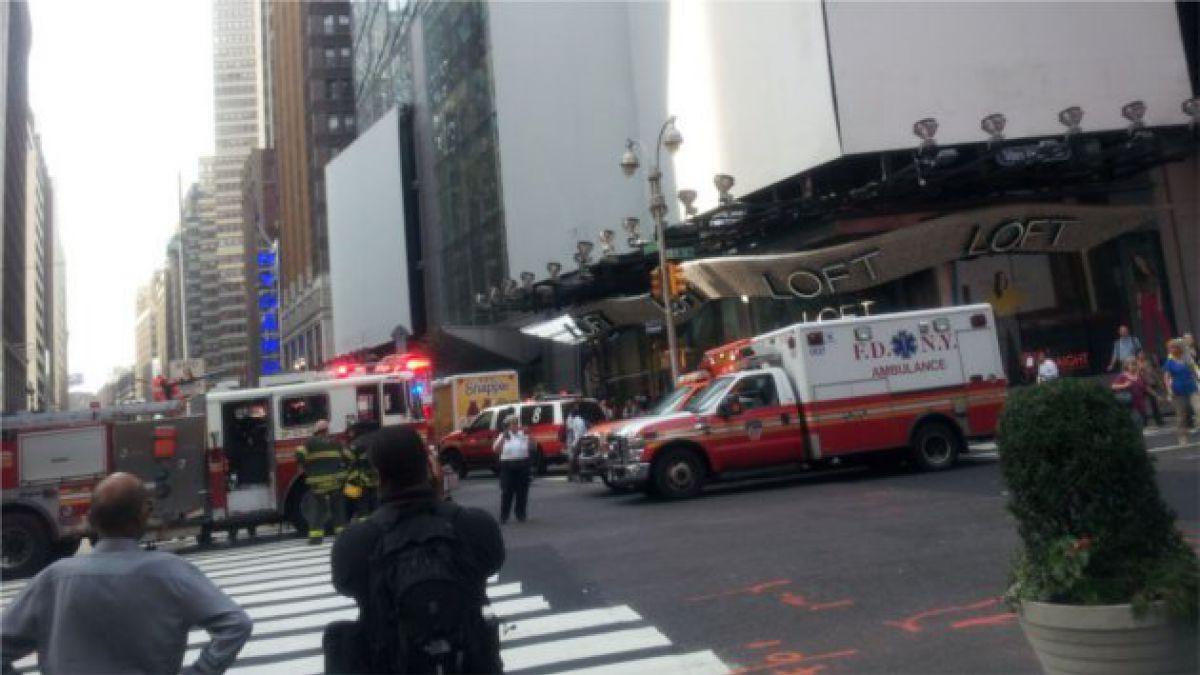 Tiroteo en el Empire State deja al menos 2 muertos