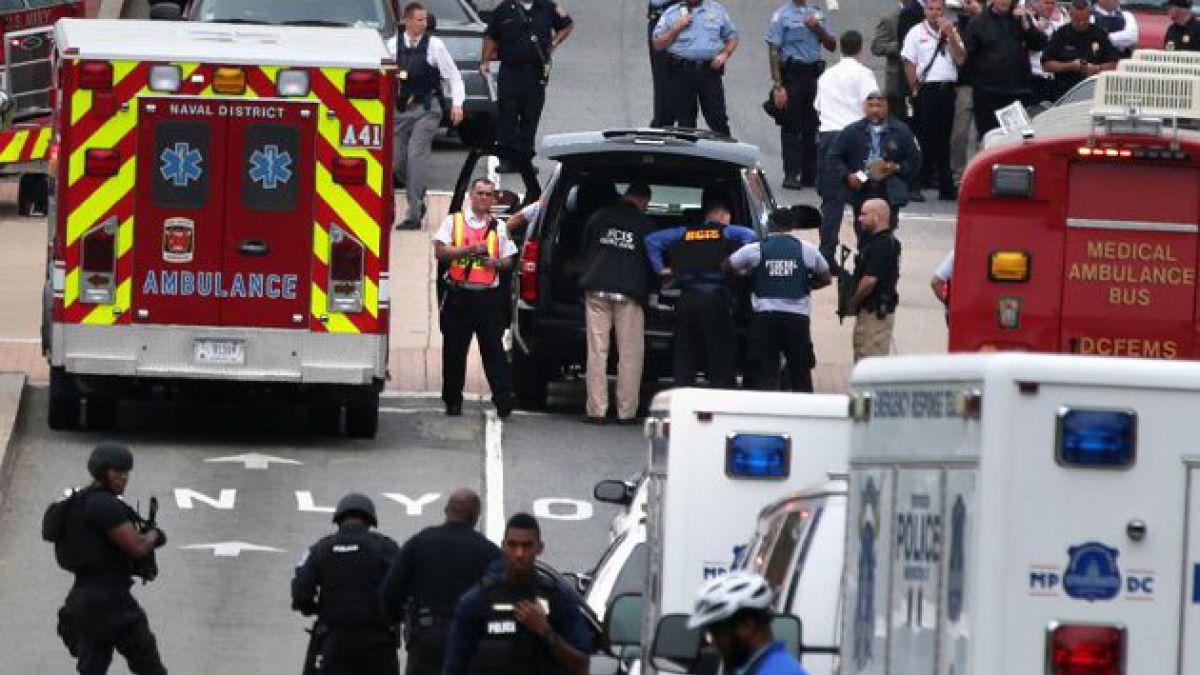 """Confirman a """"varias personas"""" heridas por tiroteo en Washington"""