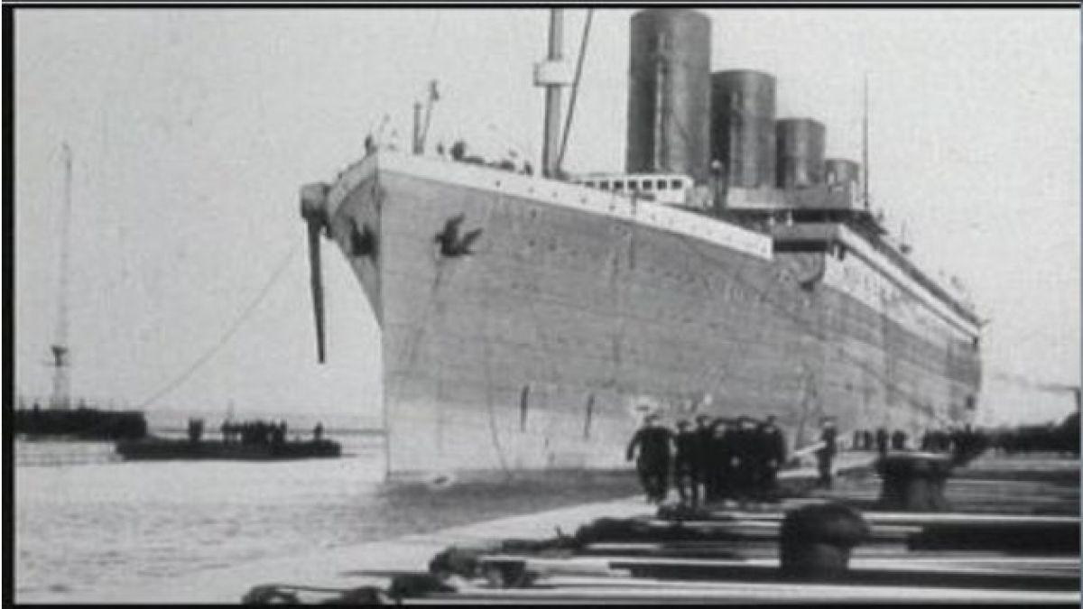 Documental mostrará detalles inéditos sobre el naufragio del Titanic
