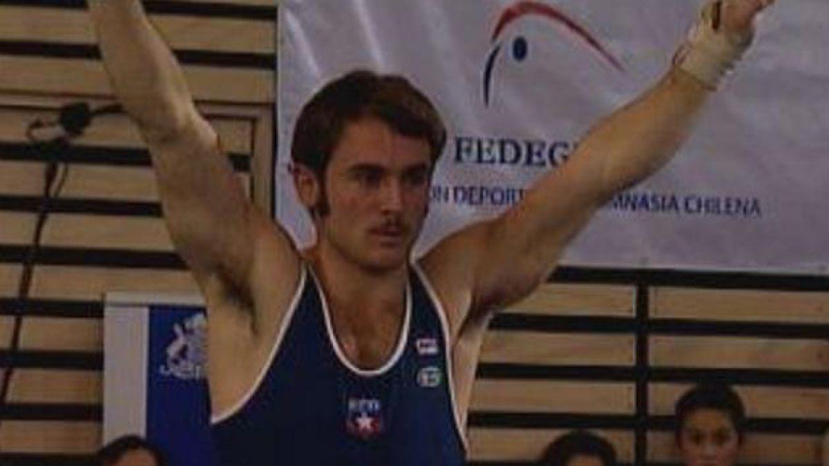 Tomás González logró medalla de bronce en salto del Mundial de Cottbus