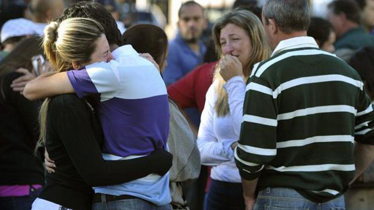Tragedia en Brasil: Aumenta número de fallecidos por incendio
