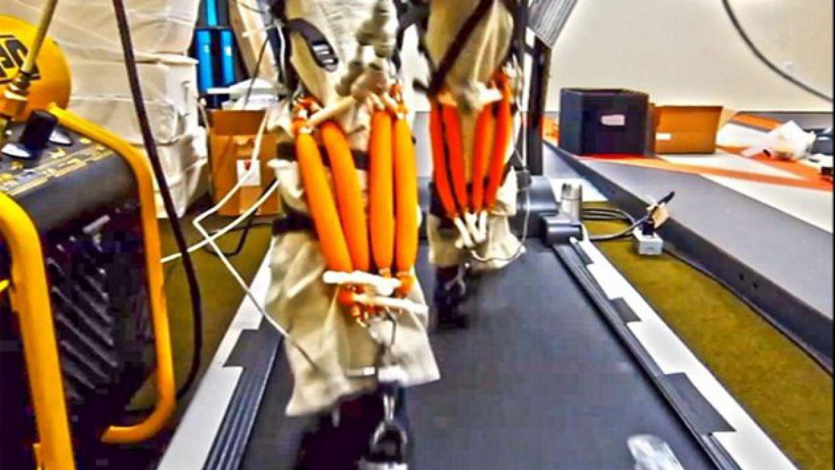 Innovación: Crean traje que incrementaría fuerza humana