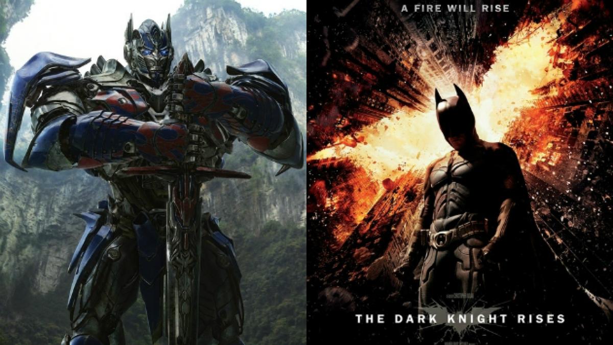 """Taquilla: """"Transformers 4"""" está a punto de superar a """"Batman: El caballero de la noche asciende"""""""