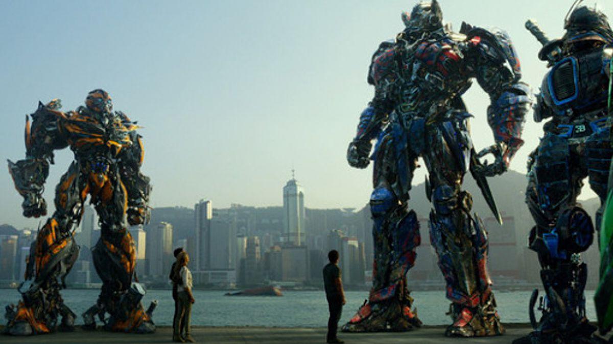 """""""Transformers 4: La era de la extinción"""" supera el billón de dólares en el mundo"""
