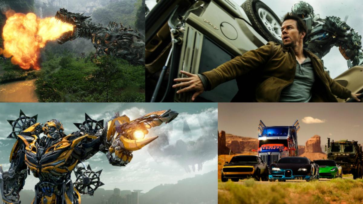 """Las 5 razones que explican el éxito mundial de """"Transformers 4: La era de la extinción"""""""