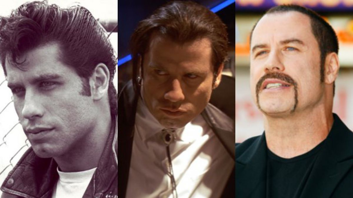 Recuerda los mejores personajes de John Travolta en su cumpleaños 60