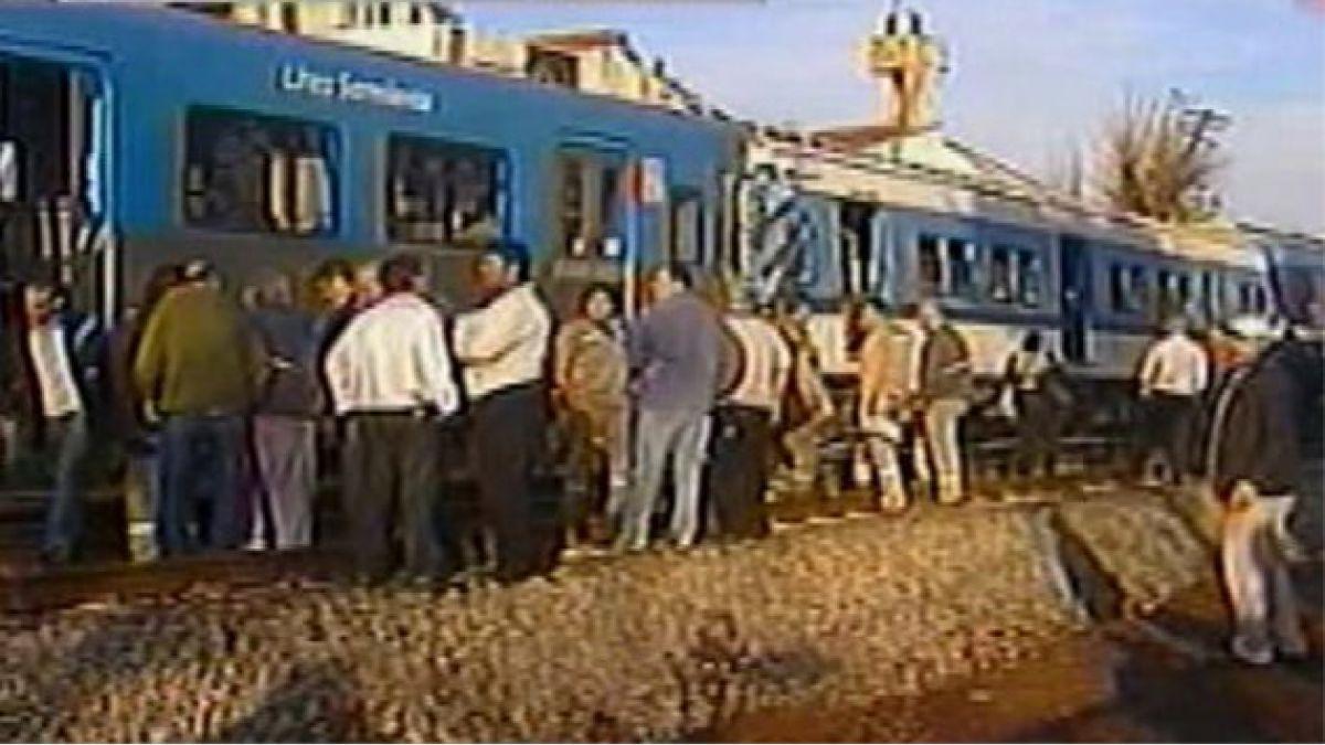 Choque de trenes en Argentina deja al menos tres muertos y 50 heridos