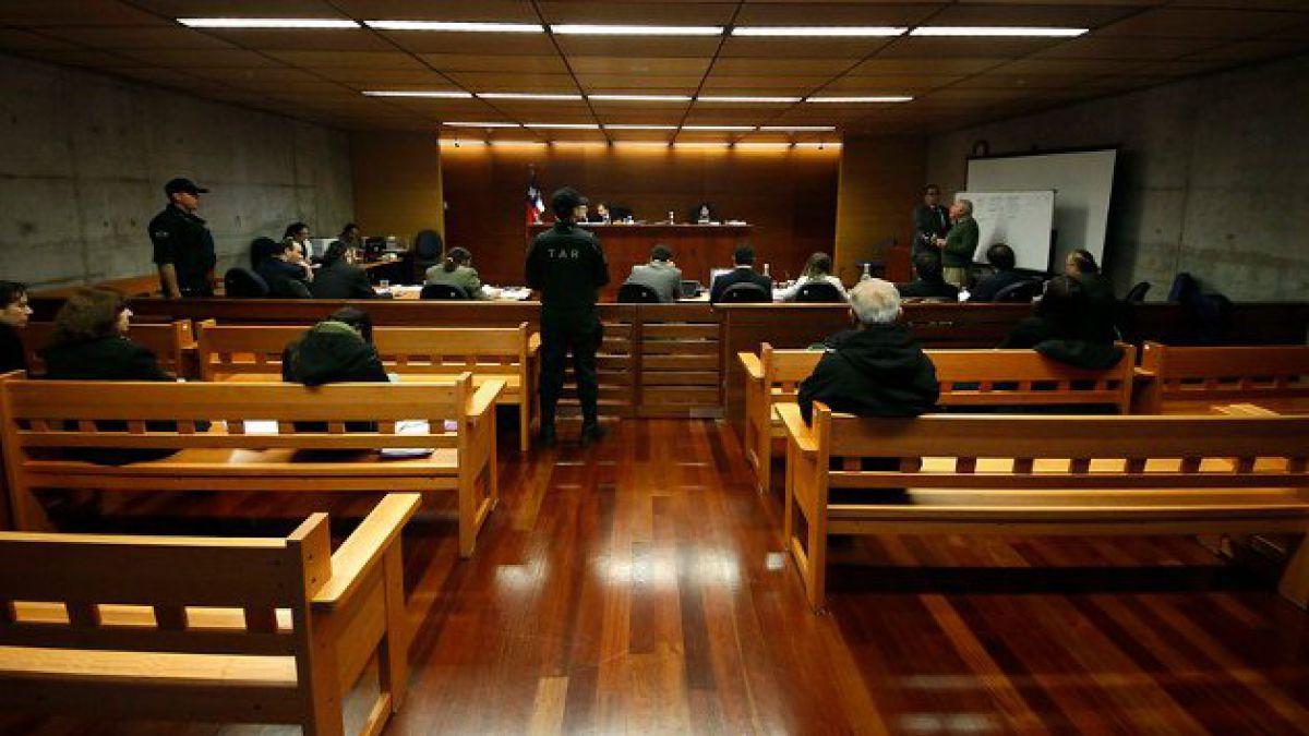 Condenan por robo con intimidación a funcionarios de carabineros