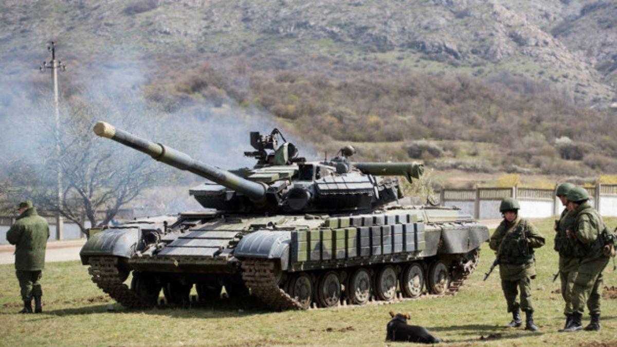 Rusia informa que replegará algunas tropas que estaban en frontera con Ucrania