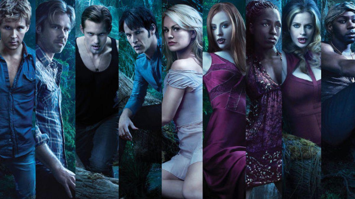 """Los 5 momentos de impacto que ha entregado """"True Blood"""" en su última temporada"""