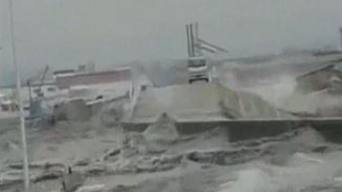 Tsunami en Islas Salomón deja al menos 5 muertos