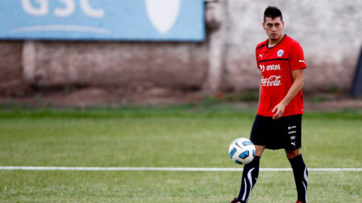 Nicolás Castillo es el nuevo convocado a la Selección