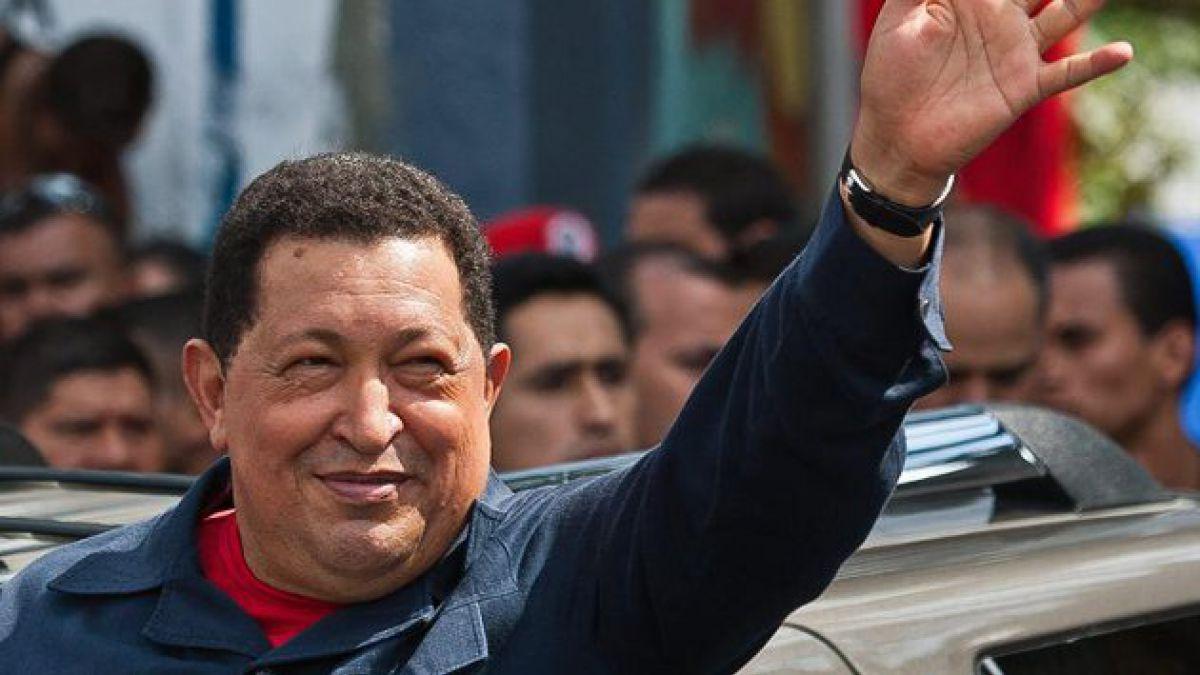 [T13 en Venezuela] Primer cómputo: Chávez obtiene el 54% de los votos