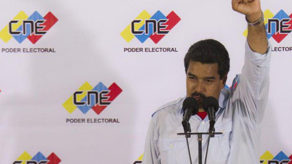 [T13 en Venezuela] Nicolás Maduro es elegido presidente