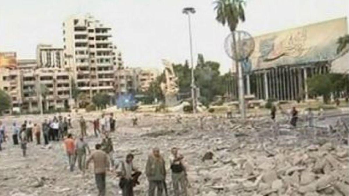 Turquía advierte mayor uso de fuerza con Siria
