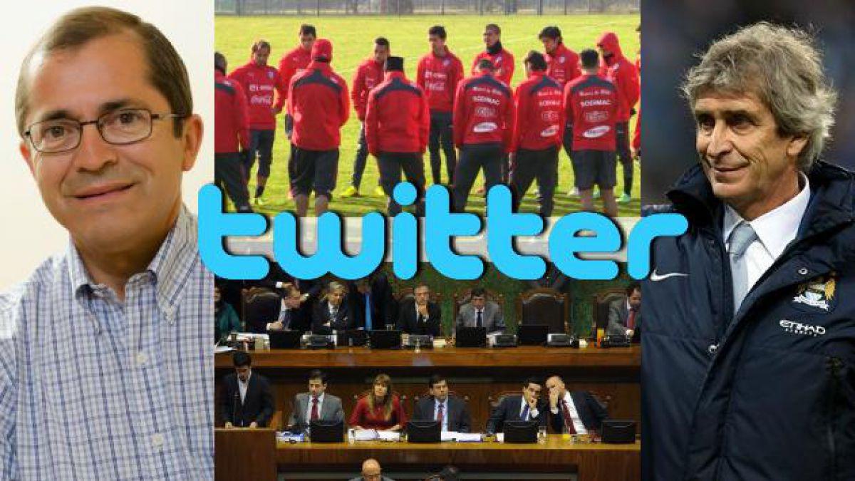 Desde avance de la Reforma Tributaria a la nómina de la selección: La semana en tuits