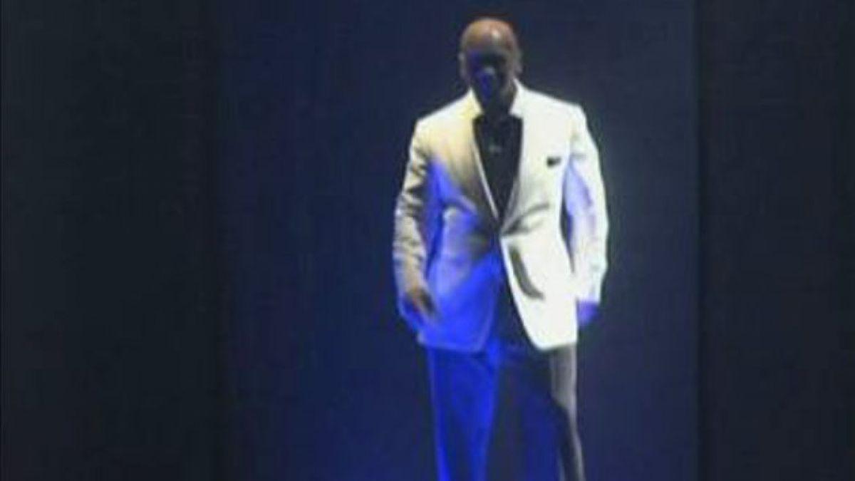 Mike Tyson protagoniza show de cabaret en Las Vegas