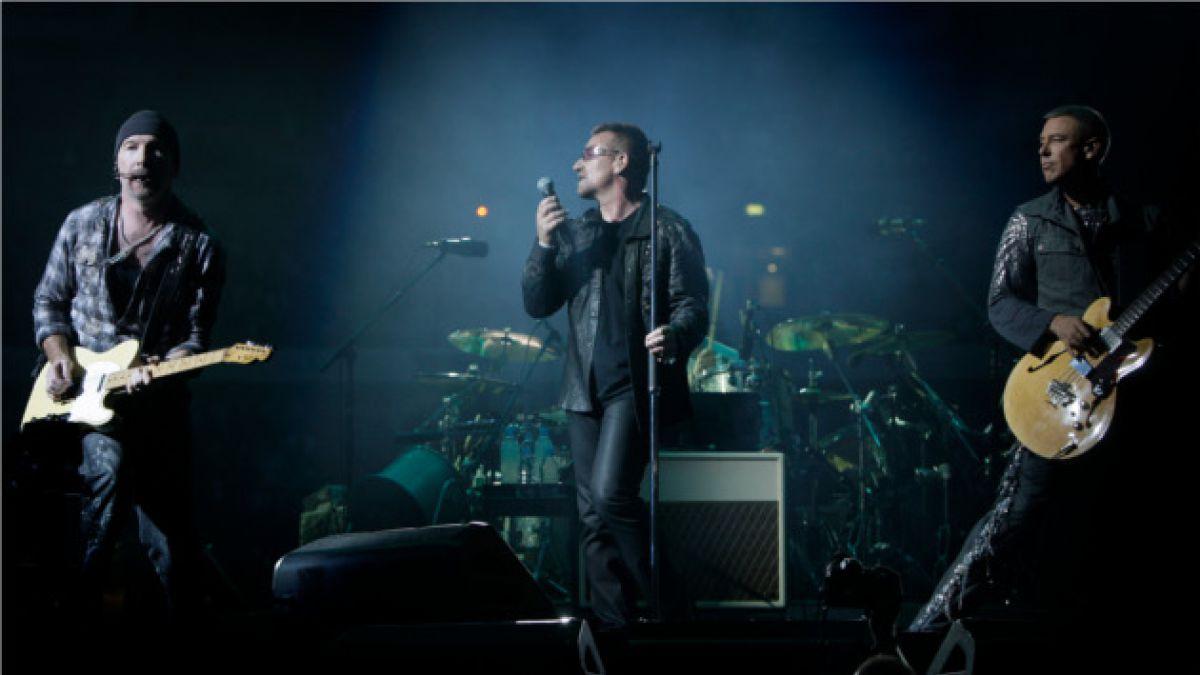 U2 se presentará en vivo en los premios Oscar