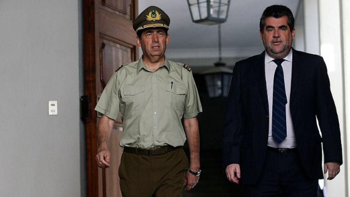 Gobierno invocará Ley Antiterrorista en querella por atentado a fundo en Vilcún