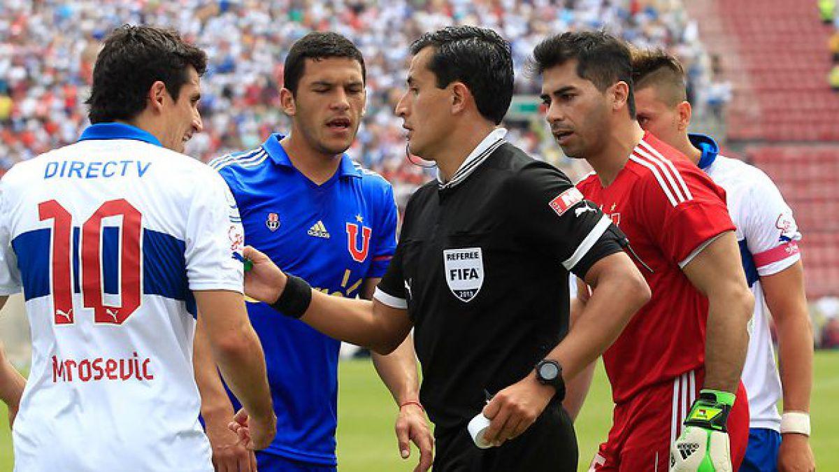 Jorge Osorio dirigirá la final del Apertura 2013