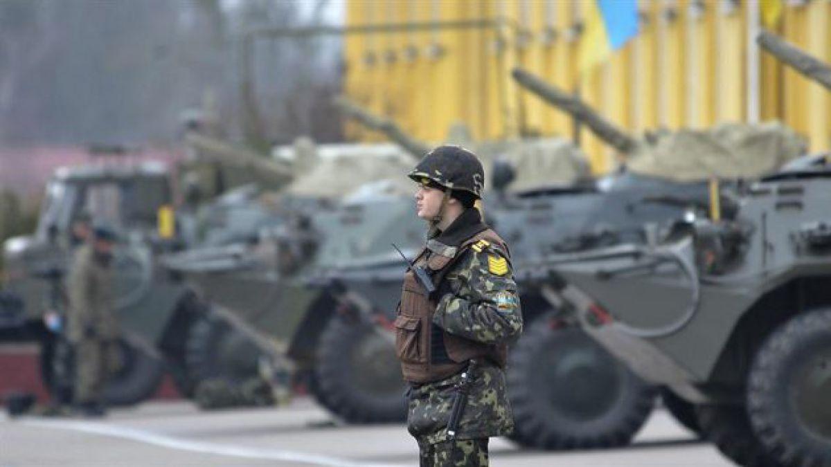 Ucrania vivirá elecciones anticipadas y tendrá un gobierno de transición