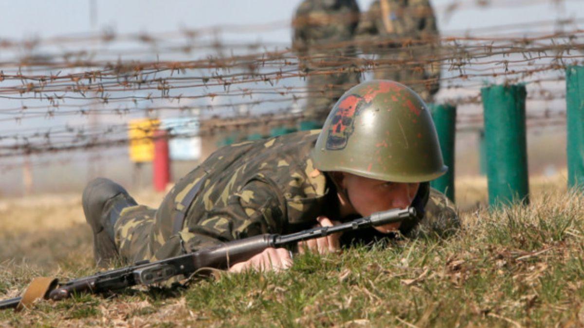 Ucrania autoriza maniobras militares conjuntas de la OTAN y la UE en su territorio