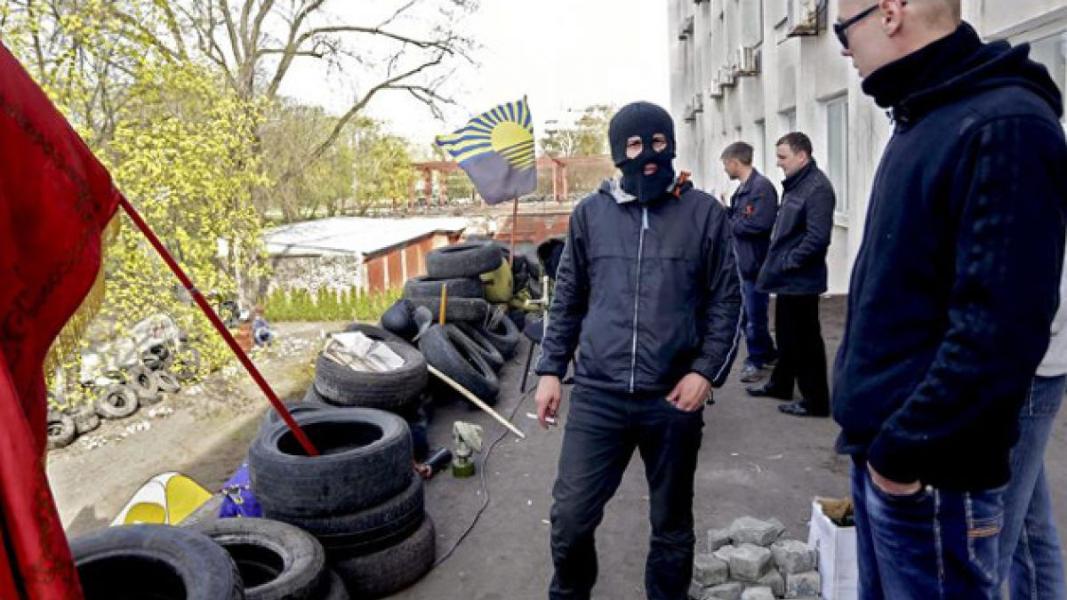 Firman acuerdo en Ginebra para superar crisis en territorio ucraniano