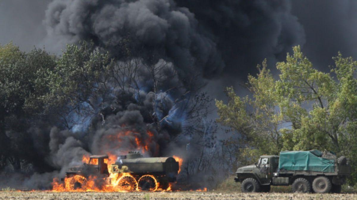 Rusia afirma que acercamiento de Ucrania a la OTAN afectaría negociaciones de paz
