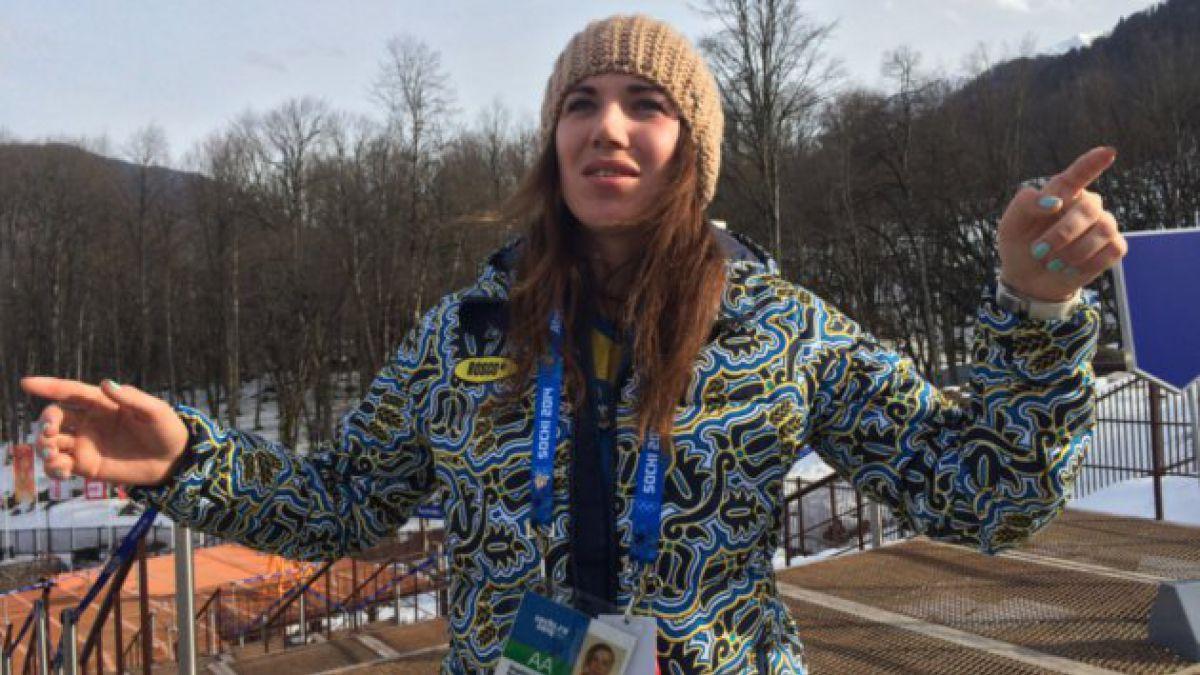 Esquiadora ucraniana abandona Sochi en protesta por violencia