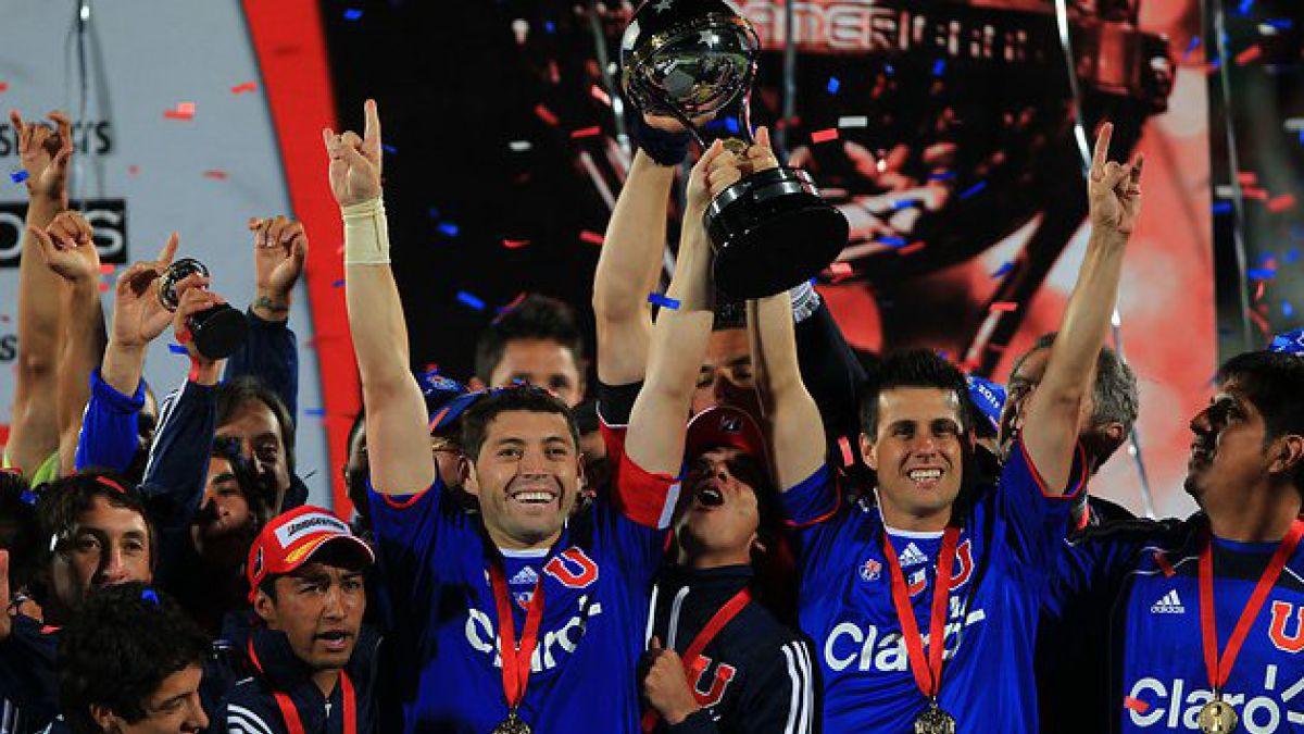 U. de Chile perdió ante Olimpia en Copa Libertadores