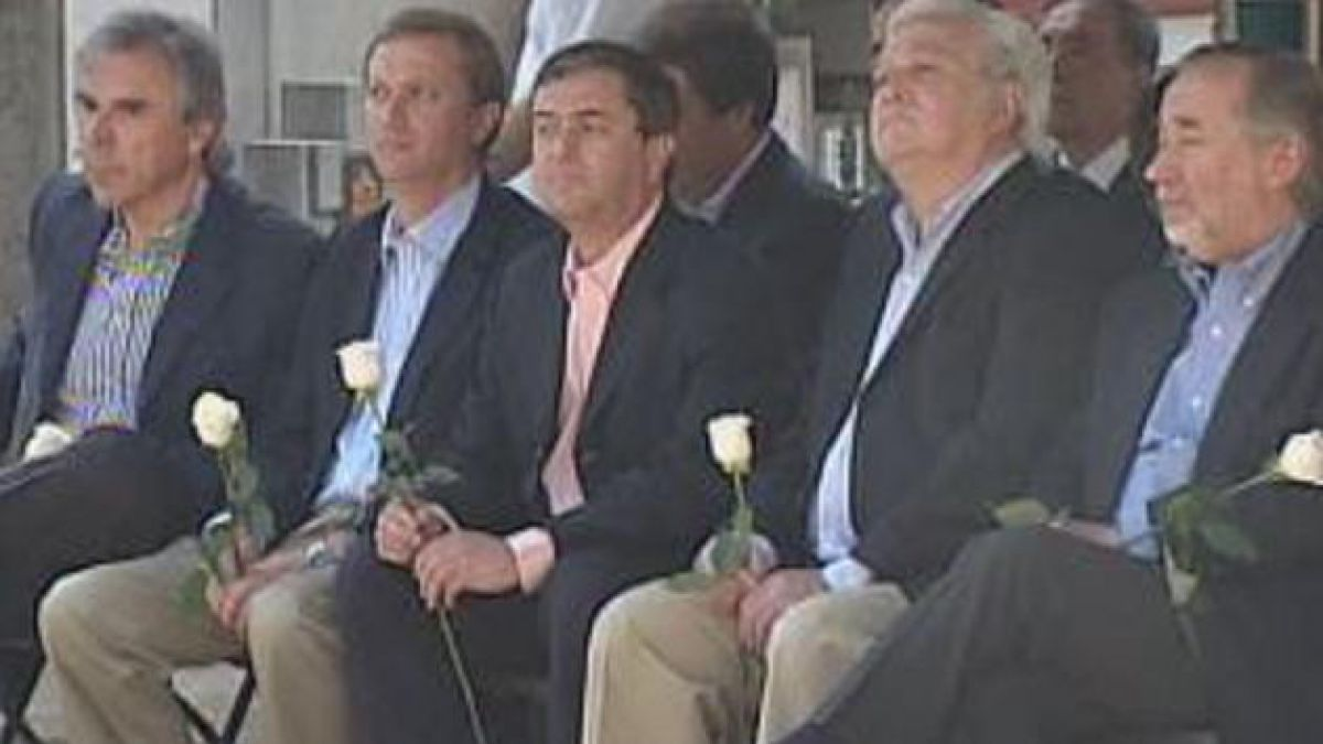 UDI conmemoró los 21 años de la muerte de Jaime Guzmán