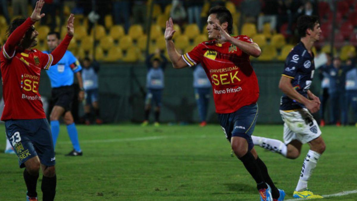 U. Española gana el Grupo 2 de Copa Libertadores a pesar de caída