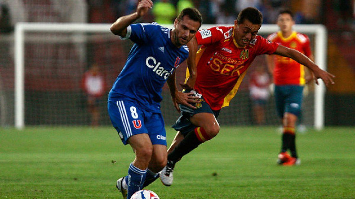 U. de Chile y U. Española van por la final de Copa Chile