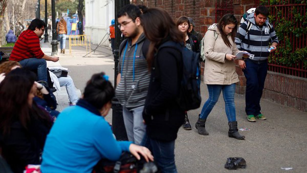 "Universidades estatales: ""Es urgente"" implementar educación superior gratuita"
