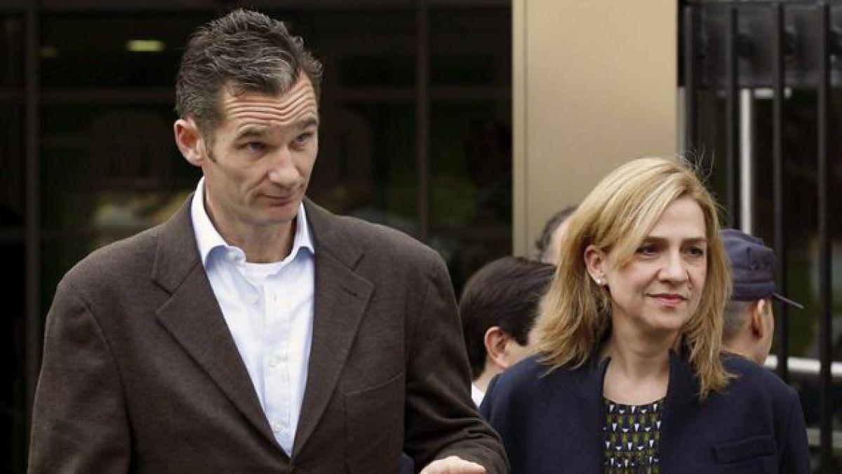 Urdangarin complica nuevamente a la Casa Real Española