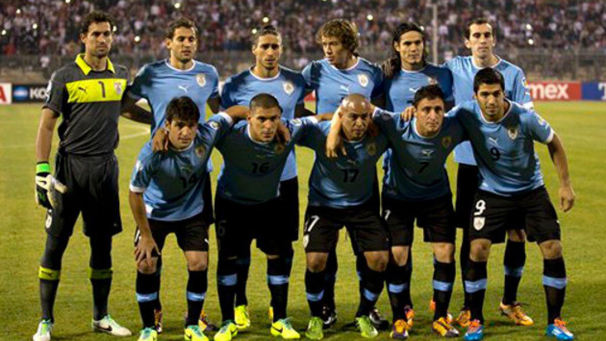 Conmebol suspende provisoriamente a Asociación Uruguaya de Fútbol