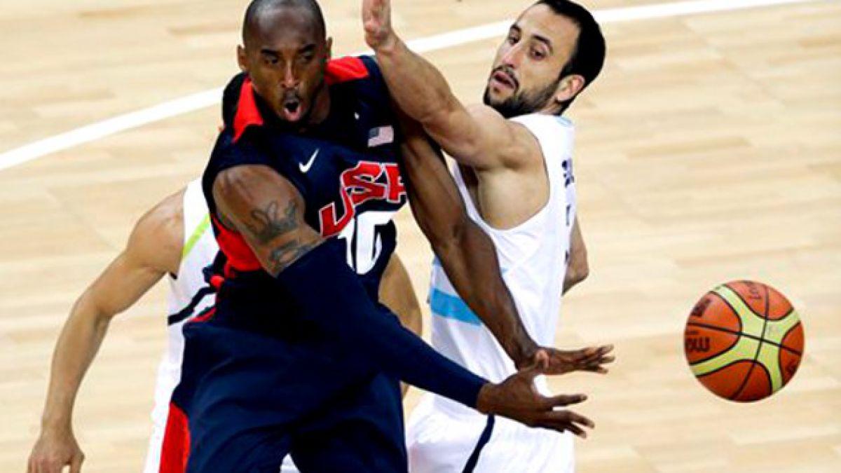 [JJ.OO.] EE.UU. - España a la final del basquetbol olímpico
