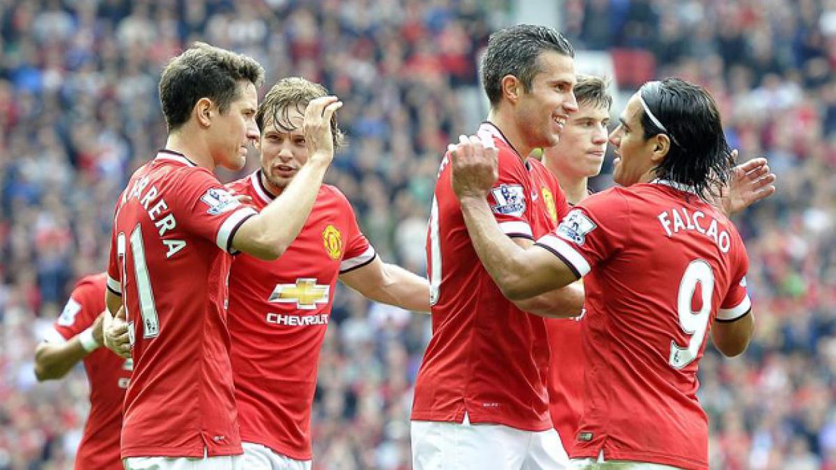 Manchester United logra ante el West Ham su segunda victoria en la Liga