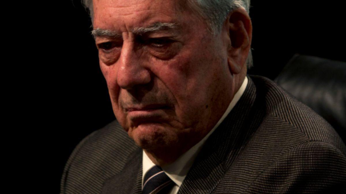 VIDEO: Vargas Llosa declara que ha muerto un gran escritor tras deceso de García Márquez