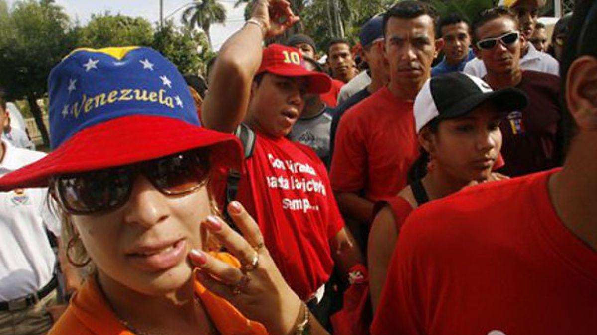Autoridades electorales venezolanas esperan alta votación en octubre