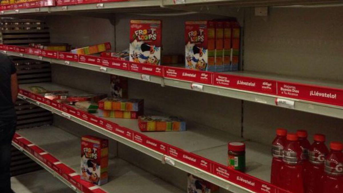 Venezuela anuncia importación masiva de alimentos