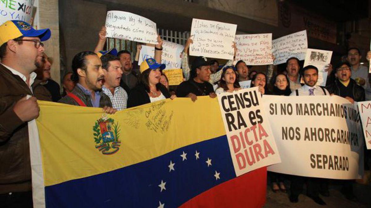 DC manifiesta preocupación por hechos de violencia en Venezuela