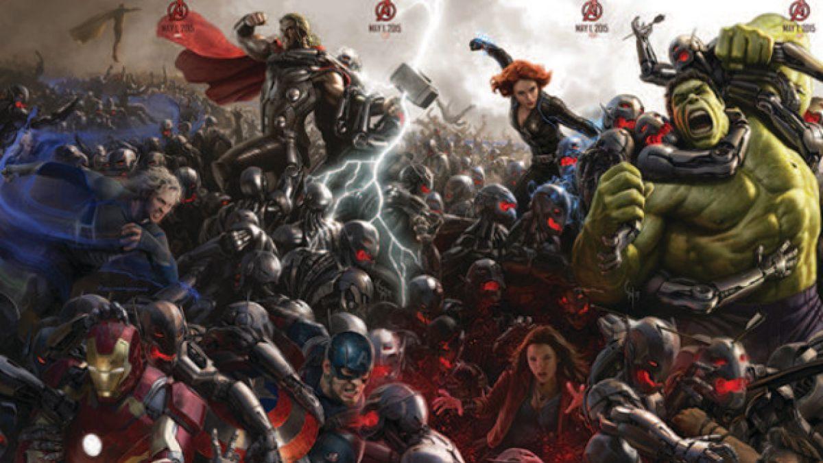 """Esta es la sinopsis oficial de """"Los Vengadores: La era de Ultrón"""""""