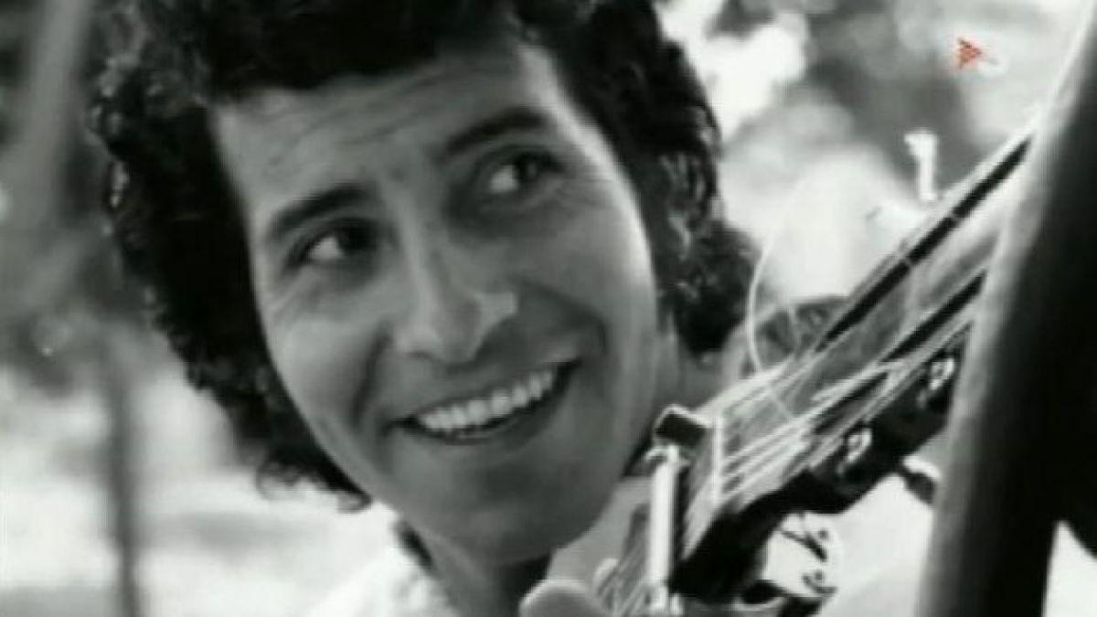 Chile recuerda a Víctor Jara a 40 años de su muerte
