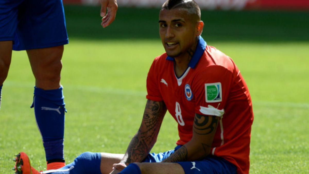 Manchester United está dispuesto a pagar US$85 millones por Arturo Vidal